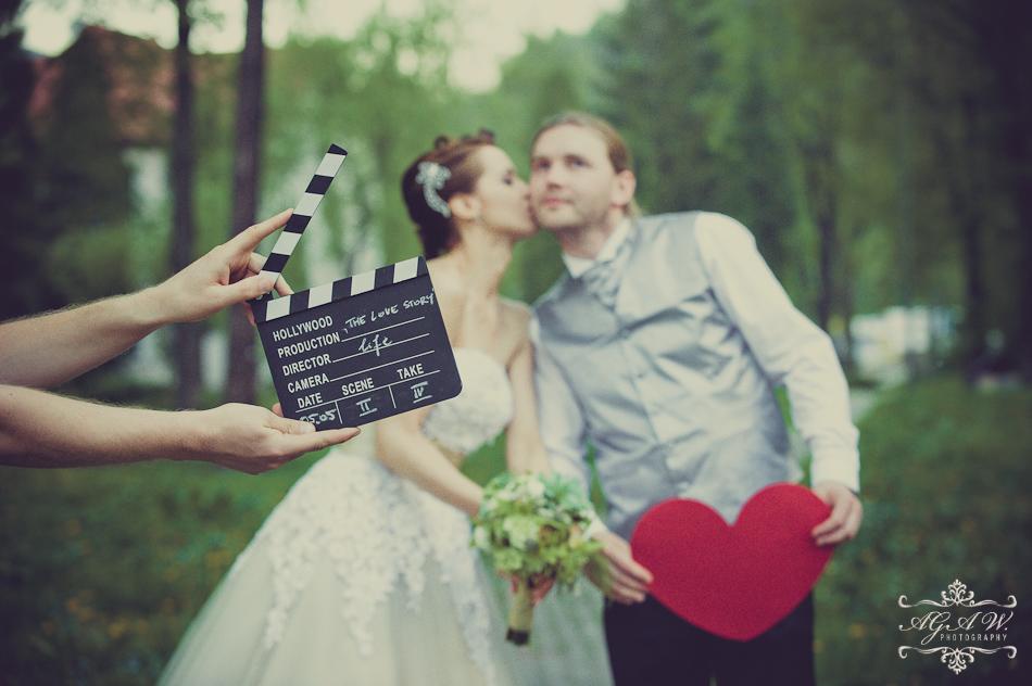 fotografia ślubna Mszana