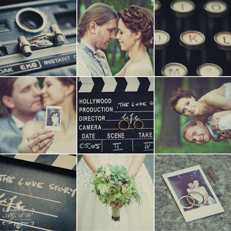 zdjęcia ślubne Mszana