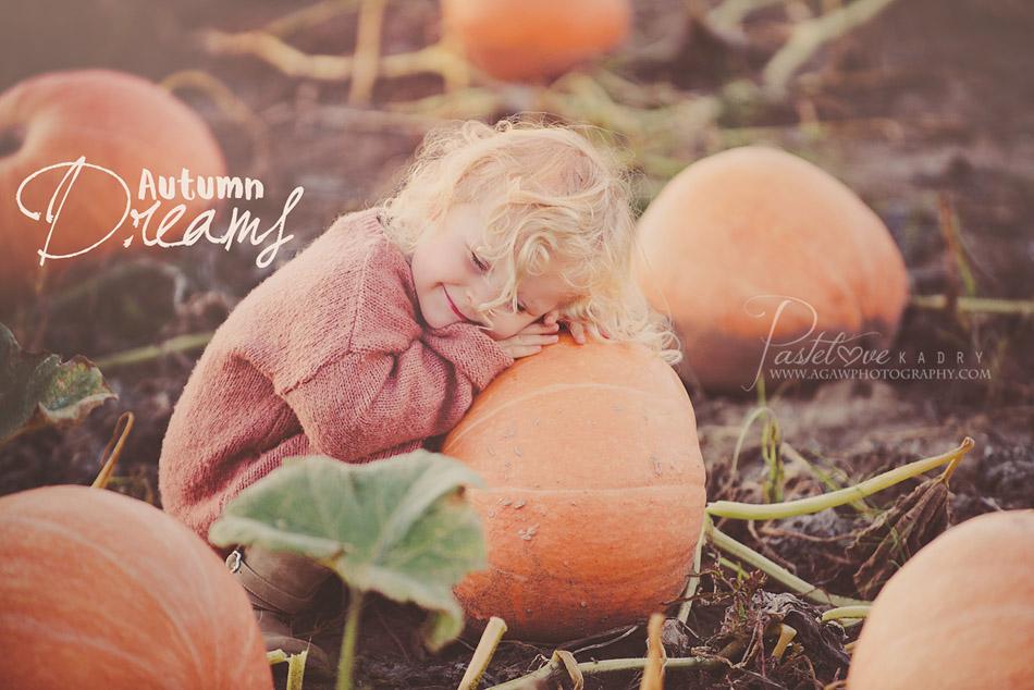 pastelowe kadry jesień
