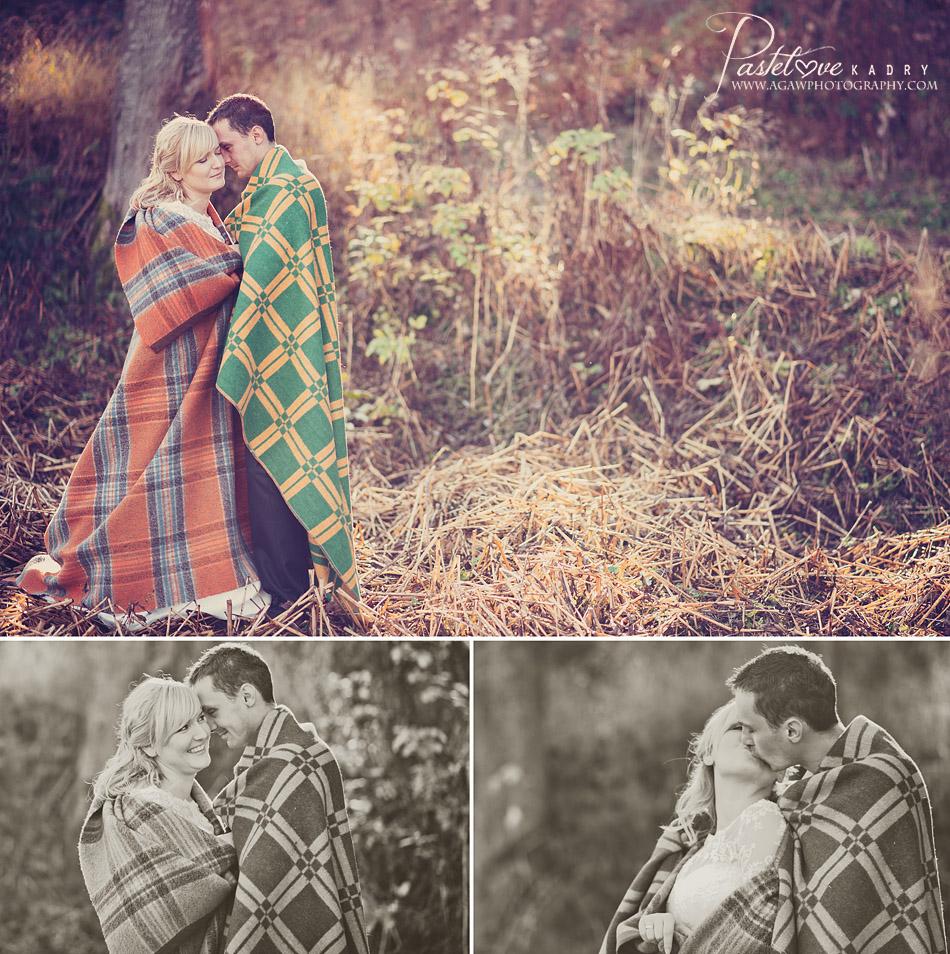 fotografia ślubna jesień