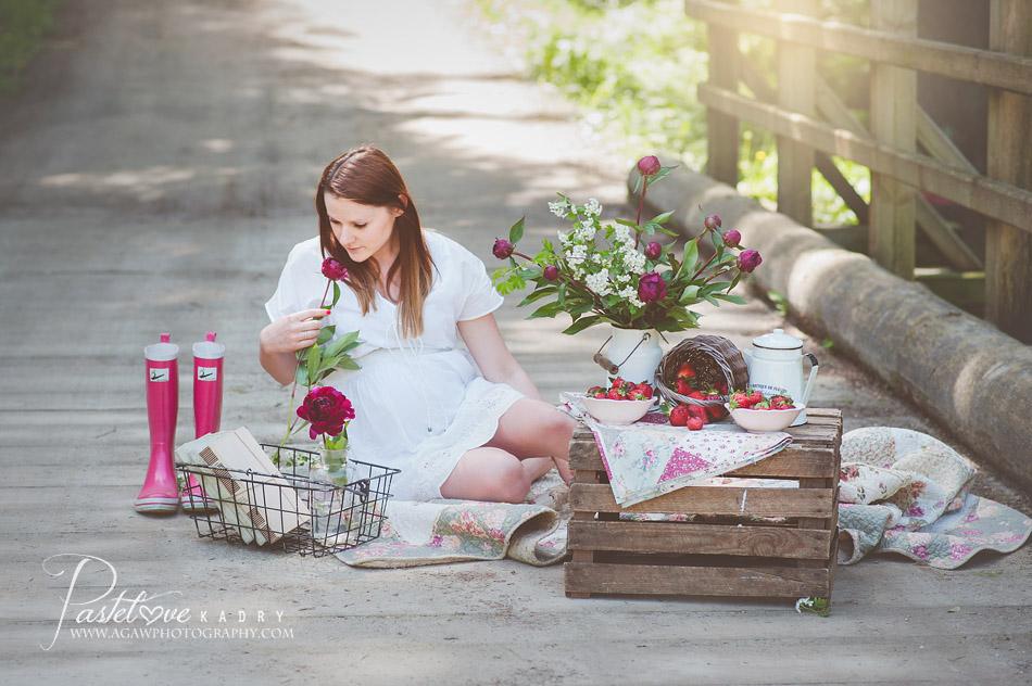 fotografia ciążowa nowy targ