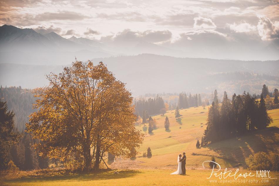 jesień tatry