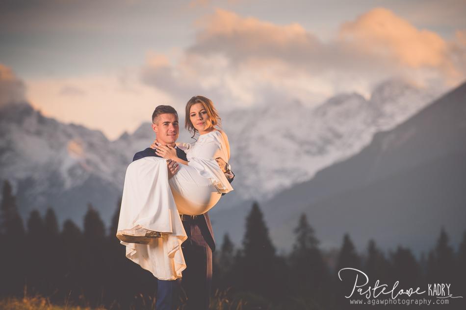 zdjęcia ślubne Tatry