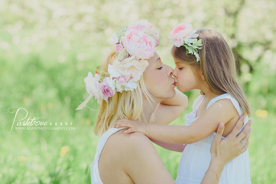 sesja matki i córki