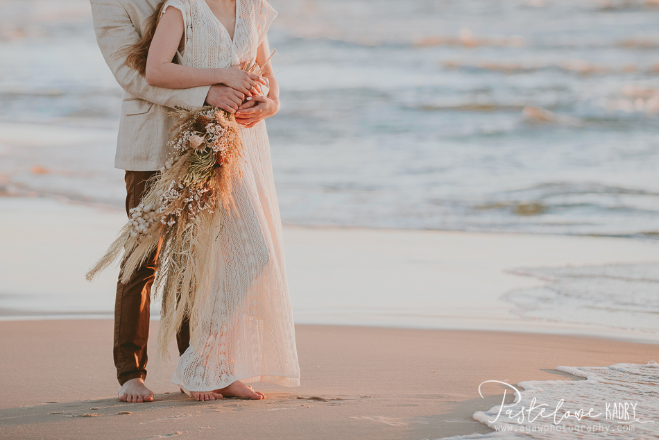 plener na plaży