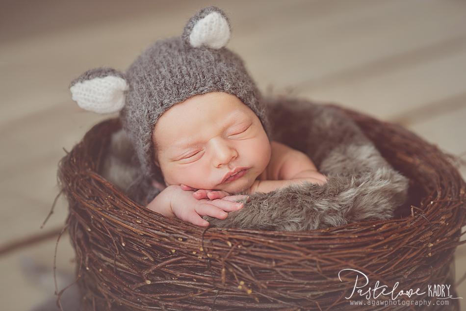 sesja dla noworodka Szczawnica