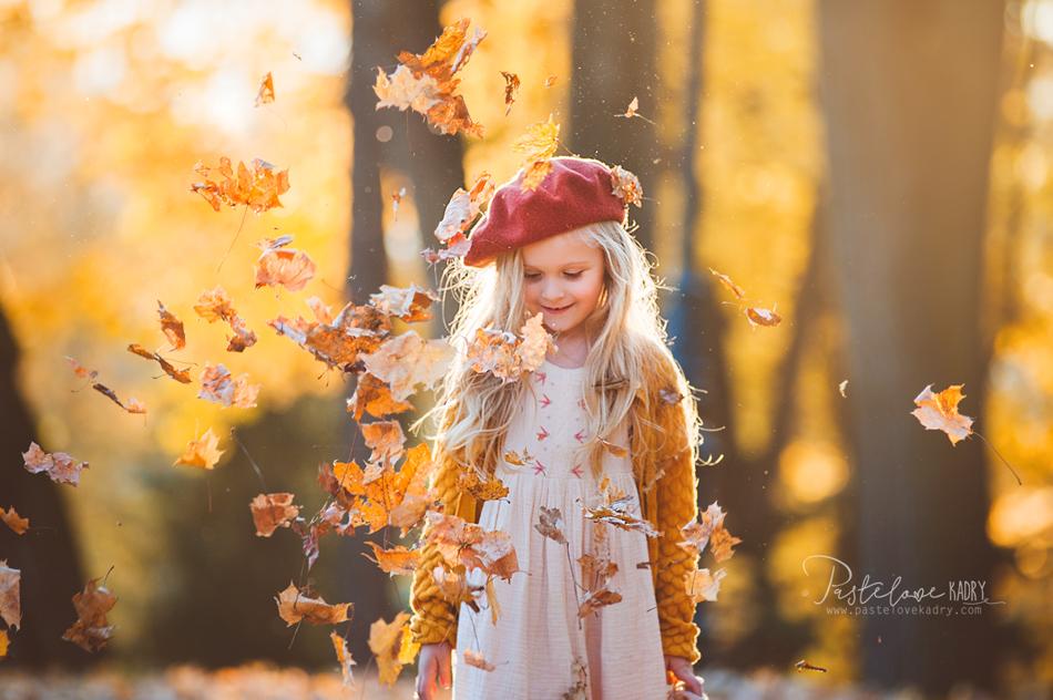 jesienna sesja