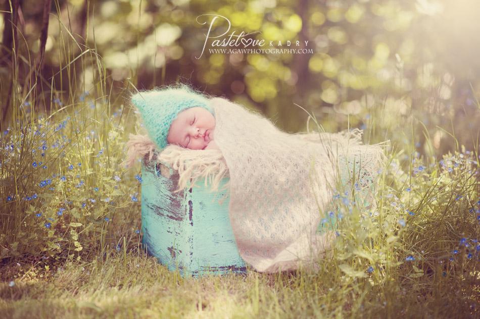 fotografia noworodków