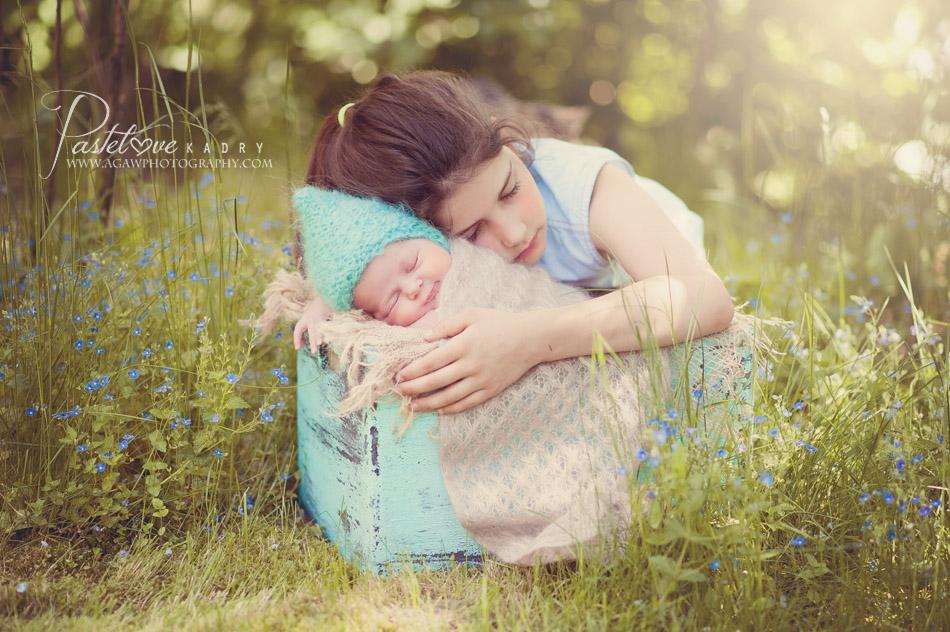 plener dla noworodka