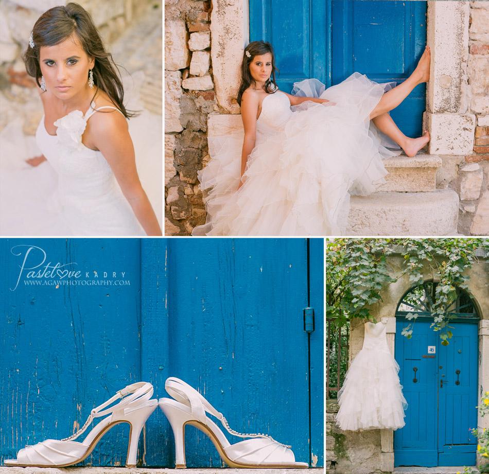 zdjęcia ślubne Chorwacja